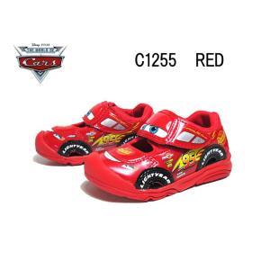 ムーンスター ディズニー カーズ DN C1255 キッズサンダル 靴|nws