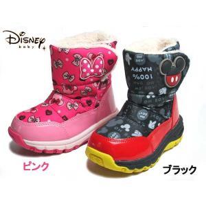 ムーンスター ディズニー カジュアルウインターブーツ DN WC023ESP キッズ 靴|nws