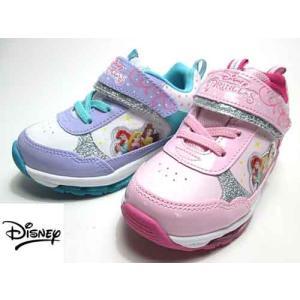 ディズニー プリンセス Disney Princess フラッシュスニーカー 光る靴 キッズ 靴|nws