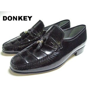 DONKEY ドンキー donkey-6095 メンズビジネスシューズ カラー:ブラック|nws