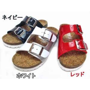 エドウィン EDWIN コンフォートサンダル フットベットサンダル 2本ベルト サンダル キッズ 靴|nws