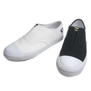 フレッドペリー FRED PERRY Canvas Slip On スニーカー メンズ 靴|nws