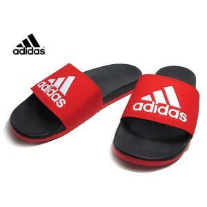 アディダス adidas F34722 アディレッタ CF ADILETTE CF LOGO アクティブレッド サンダル メンズ レディース 靴|nws