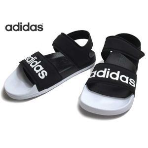 アディダス adidas F35416 アディレッタサンダル コアブラック キッズ 靴|nws