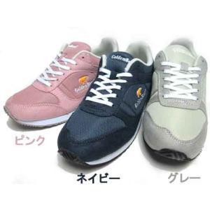 ゴールデンベア Golden Bear ランニングスタイル スニーカー レディース 靴|nws