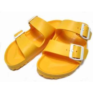 ビルケンシュトック BIRKENSTOCK アリゾナ EVA  ARIZONA EVA 軽量サンダル スキューバイエロー レディース 靴|nws