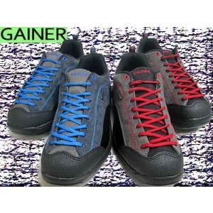 ゲイナー GAINER ウォーキングシューズ アウトドアスタイル スニーカー メンズ 靴|nws