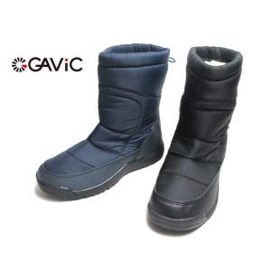 ガビック GAViC GS2227 ウィンターシューズ 防水 防滑 防寒ブーツ メンズ レディース 靴|nws
