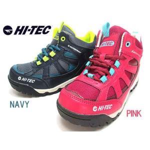 ハイテック HI-TEC 子供靴 アウトドアシューズ 軽量トレッキングシューズ キッズ 靴|nws