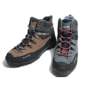 ハイテック HI-TEC トレッキングシューズ HT HKU10 AORAKI MID WP メンズ レディース 靴|nws
