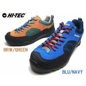 ハイテック HI-TEC アウトドアスシューズ HT HKU11 AORAKI WP メンズ レディース 靴|nws