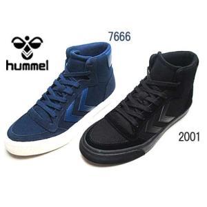 ヒュンメル hummel STADIL RMX HIGH ハイカットスニーカー メンズ レディース 靴|nws