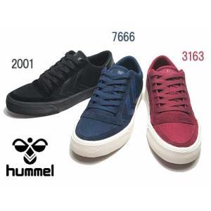 ヒュンメル hummel STADIL RMX LOW スニーカー メンズ 靴|nws