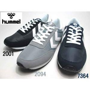 ヒュンメル hummel セブンティーワン スポーツ スニーカー ランニングスタイル メンズ 靴|nws