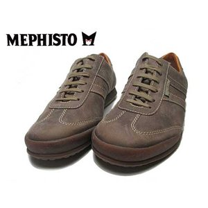 メフィスト MEPHISTO IDWAL ウォーキングシューズ トープ メンズ 靴|nws