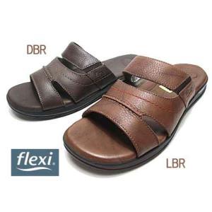 フレキシー flexi コンフォートサンダル サンダル メンズ 靴 nws