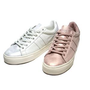 ゴーラ GOLA IMGLS337 レザースニーカー レディース 靴|nws