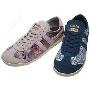 ゴーラ GOLA IMGLS881 IMGLS885 プリントレザースニーカー レディース 靴|nws