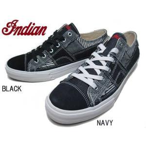 インディアン Indian Snyder LOW スナイダー ロー スニーカー メンズ 靴|nws