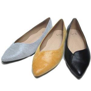 イング ing 1900 ウィズ2E ポインテッドフラットパンプス レディース 靴|nws