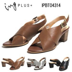 イングプラス ing PLUS IPBT04314 クロスデザインサンダル レディース 靴|nws