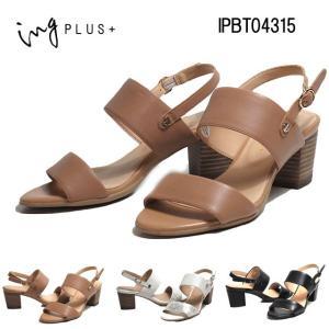 イングプラス ing PLUS IPBT04315 バックベルトサンダル レディース 靴|nws
