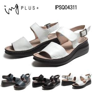 イングプラス ing PLUS IPSQ04311 3E ストラップサンダル レディース 靴|nws