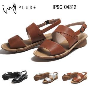 イングプラス ing PLUS IPSQ04312 3E バックベルトサンダル レディース 靴|nws