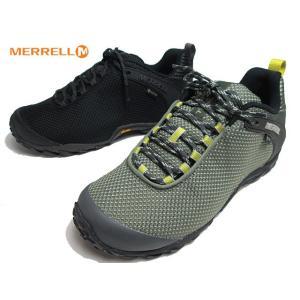 メレル MERRELL カメレオン 8 ストーム ゴアテックス ハイキングシューズ メンズ 靴|nws