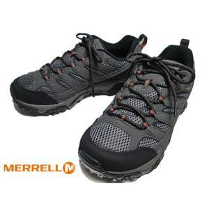 メレル MERRELL J06039W モアブ 2 ゴアテックス ワイド ワイズ ライトハイキング ベルーガ メンズ 靴|nws