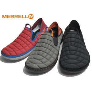メレル MERRELL ハット モック HUT MOC スリッポンタイプ スニーカー メンズ 靴|nws