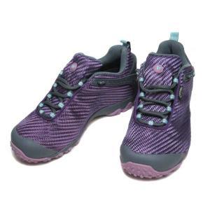 メレル MERRELL カメレオン7 ストーム ゴアテックス グレープ ハイキングシューズ レディース 靴|nws
