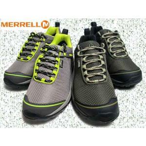 メレル MERRELL カメレオン5 ストーム ゴアテックス トレッキングシューズ ハイキング メンズ 靴|nws