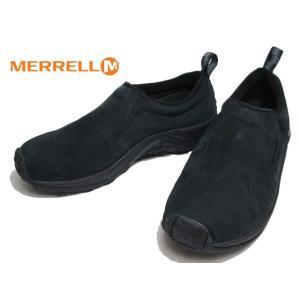メレル MERRELL J42301 ジャングル モック ゴアテックス ブラック スニーカー メンズ 靴|nws