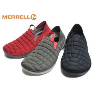 メレル MERRELL ハット モック HUT MOC スリッポンタイプ スニーカー レディース 靴|nws