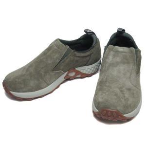 メレル MERRELL ジャングルモック AIR CUSION+ エアークッションプラス ダスティオリーブ メンズ 靴|nws