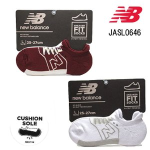 ニューバランス new balance JASL0646 スニーカー柄パイルソックス メンズ レディース 靴下|nws