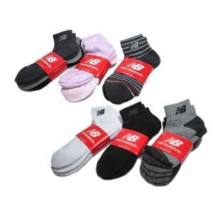 ニューバランス new balance JASL7793 ミッドレングス3Pソックス メンズ レディース 靴下|nws