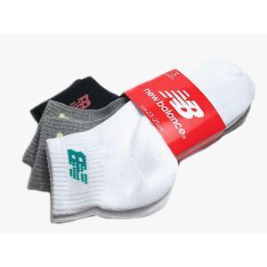 ニューバランス new balance JASL7793 ミッドレングス3Pソックス WM メンズ レディース 靴下|nws