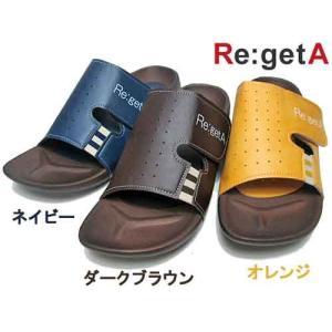 リゲッタ Re:getA ルームサンダル カヌーサンダル ユニセックスサイズ メンズ レディース 靴|nws