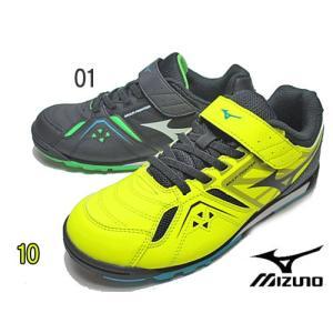 ミズノ MIZUNO マルチファイター ジュニア ランニングシューズ キッズ 靴|nws
