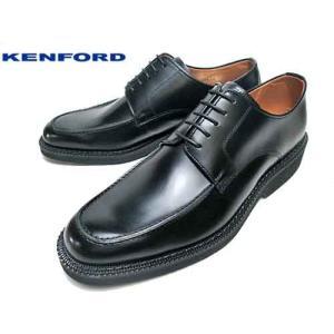 ケンフォード KENFORD Uチップ 3E 大きいサイズ ブラック ビジネスシューズ メンズ 靴 nws