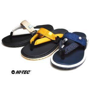 ハイテック HI-TEC KAWAZ THONGS II トングサンダル メンズ 靴|nws