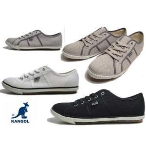 カンゴール KANGOL レースアップシューズ スニーカー メンズ 靴|nws