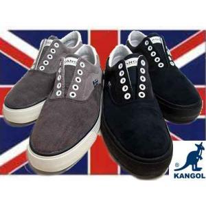 カンゴール KANGOL 2WAYタイプ スニーカー メンズ 靴|nws