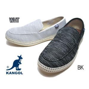 カンゴール KANGOL スリッポン カジュアルスニーカー メンズ 靴 nws