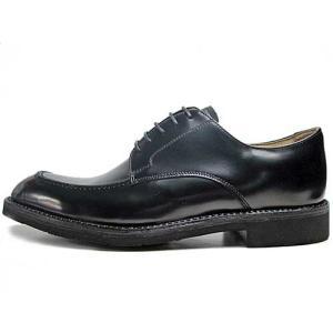 ケンフォード KENFORD ビジネスシューズ Uチップ レースアップシューズ ブラック メンズ 靴|nws