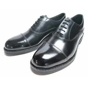 ケンフォード KENFORD ビジネスシューズ レースアップシューズ ストレートチップ ブラック メンズ 靴|nws