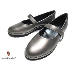 ハッシュパピー Hush puppies L-5216 ワイズ3E タウンカジュアルシューズ ブロンズ レディース 靴|nws