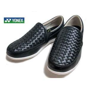 ヨネックス YONEX  コンフォートウォーキングシューズ ブラック  レディース・靴|nws